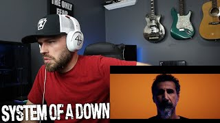 System Of A Down - Protect The Land (REACTION!!!)