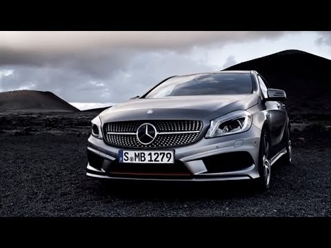 Mercedes-Benz A-Class 2012 [Official Trailer]