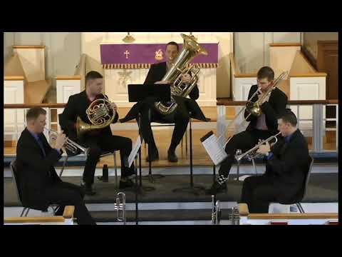 Escape by Kevin McKee with the Apex Brass