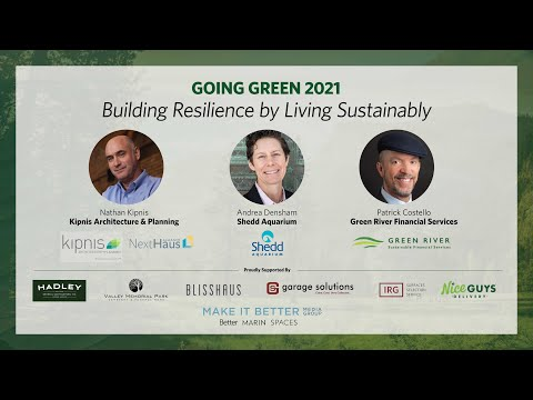 Going Green 2021: Building Resilience by Living Sustainably