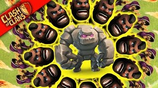 "Clash of Clans: ""HOGS AND... STUFF?"" BIG WINS... CRAZY COMBOS"