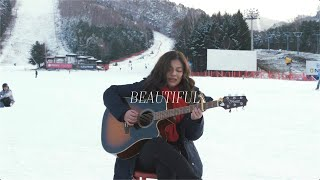 """Video thumbnail of """"Beautiful - Crush cover (#Goblin OST)   Reneé Dominique"""""""