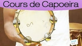 Instruments de base de la capoeira