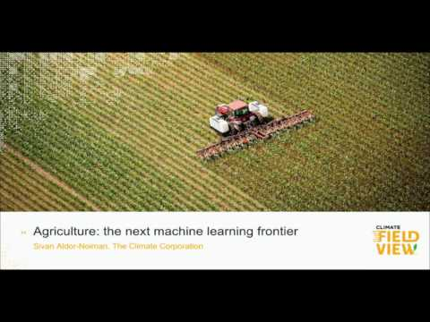 , title : 'Agriculture: The Next Machine-Learning Frontier   Data Dialogs 2016