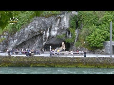 Chapelet à Lourdes du 11 juin 2020