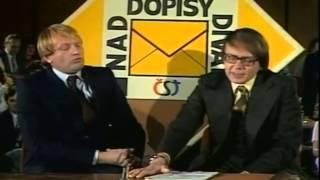Miloslav Šimek a Luděk Sobota   Nad dopisy diváků     já jsem vedoucí     High