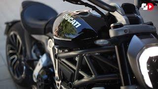Ducati XDiavel - Prueba, Opinión Y Detalles