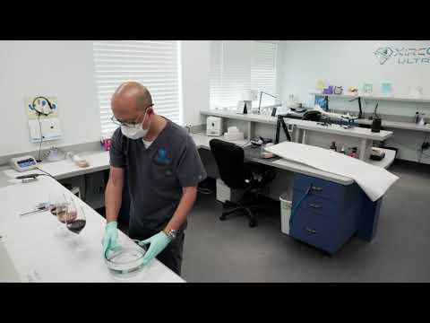 XircOn Ultra vs Zirconia Stain Resistance Test