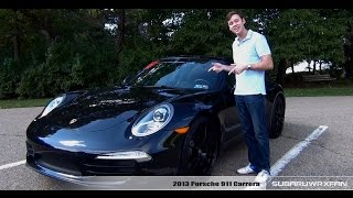 Review: 2013 Porsche 911 Carrera (Manual)