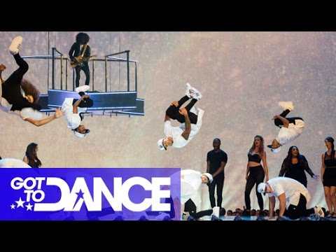 Diversity | Ashley's Live Show | Got To Dance 2014