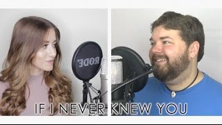 If I Never Knew You (Pocahontas)   Georgia Merry & Brian Hull Cover