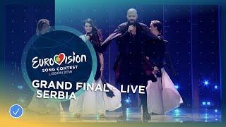 Sanja Ilić & Balkanika - Nova Deca - Serbia - LIVE - Grand Final - Eurovision 2018