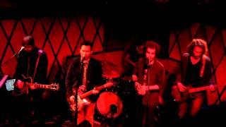 "The Damnwells - ""Werewolves"" - Rockwood Music Hall NYC - NYE 1 - 12/31/11"