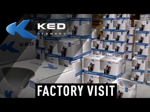 KED® SHOWARROUND - HELMETS MADE IN GERMANY