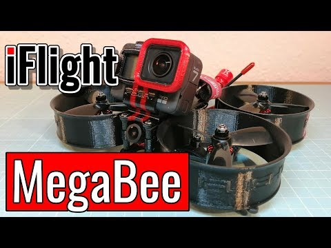 My First Look at the iFlight MegaBee from Banggood