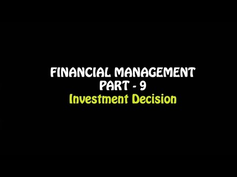 mp4 Investment Decisions, download Investment Decisions video klip Investment Decisions