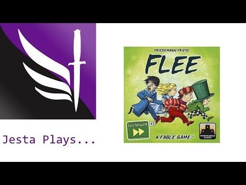 Jesta Plays - Fast Forward: FLEE