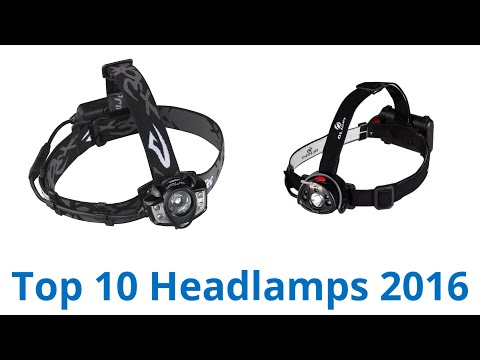 10 Best Headlamps 2016