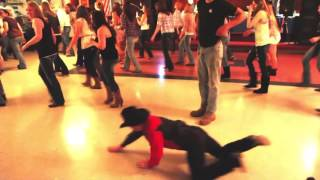 Dueling Dancers Dancing Watermelon Crawl Line Dance Tracy Byrd Bob Jacksons Uncle Bobs Elkton, MD