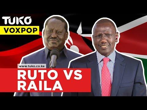 Ruto vs Raila wars | Tuko TV