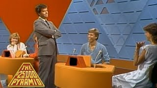 $25,000 Pyramid - Pulled Out Of Thin Air (Aug. 19, 1983)