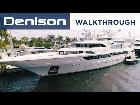 MINE GAMES: 203 Benetti Superyacht [Walkthrough]