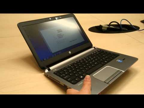 HP Probook 430 G1 review - quick overview