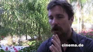 The Big Short // Christian Bale // Interview // CINEMA-Redaktion