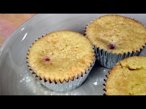 Cranberry Orange Muffins Recipe – by Laura Vitale – Laura in the Kitchen Episode 225