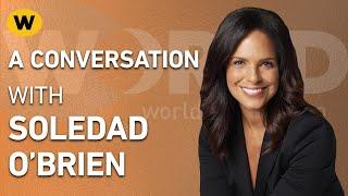 A Conversation with Soledad O'Brien