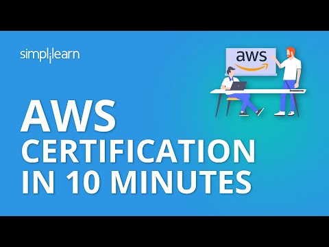 AWS Certification In 10 Minutes | Choosing The Right AWS ...