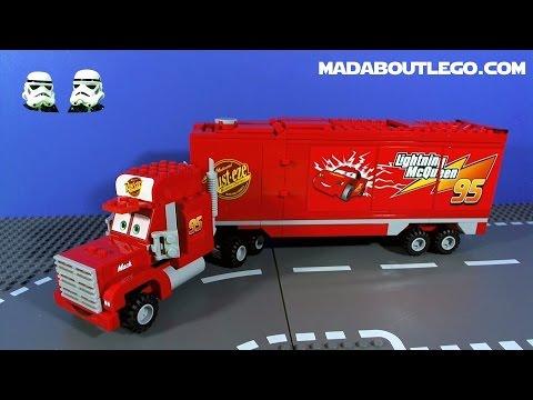 Vidéo LEGO Cars 8486 : Mack