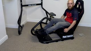 AussieStig's Review Of The Trak Racer RS6 Simulator