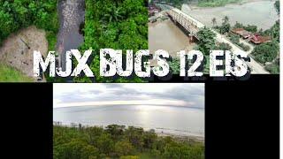 Footage Drone Mjx Bugs 12 eis