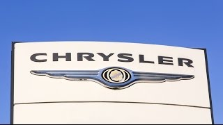 EPA: Chrysler Also Cheating On Emissions