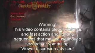 God of War III Tribute AMV