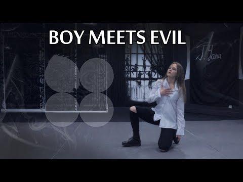 방탄소년단 (BTS) - Boy Meets Evil (dance cover by J.Yana) (видео)