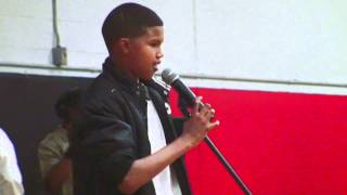 Chris Brown Yo Excuse Me Miss Video (Live Performance Markie)