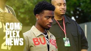 Rolling Loud: A Day In the Life With Roddy Ricch