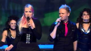 Euroband   This Is My Live Eurovision Preselection Iceland 2008