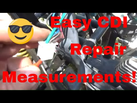 Download How To Fix Chinese Atv Wiring No Wiring No Spark No Probl