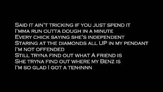 Chamillionaire feat. Bobby V - I'm So Gone (LYRICS VIDEO)