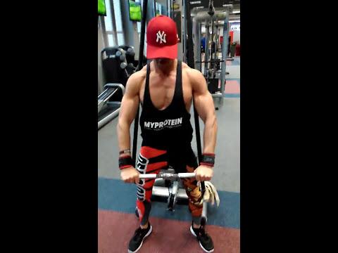 Pompek trening dla wszystkich grup mięśniowych