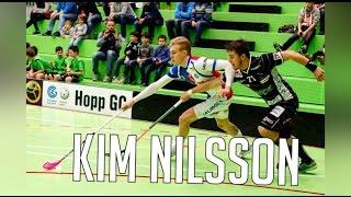 Kim Nilsson Floorball Highlights | Grasshopper Club Zürich