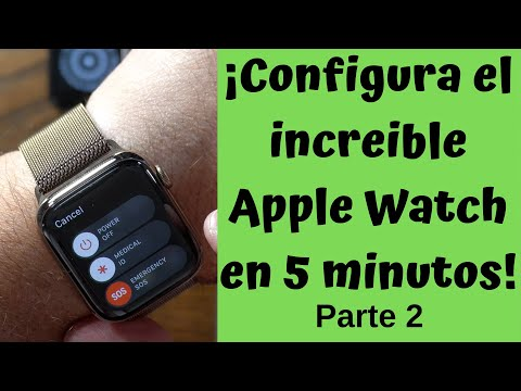¡Configura tu Apple Watch en español en 5 minutos! Parte 2