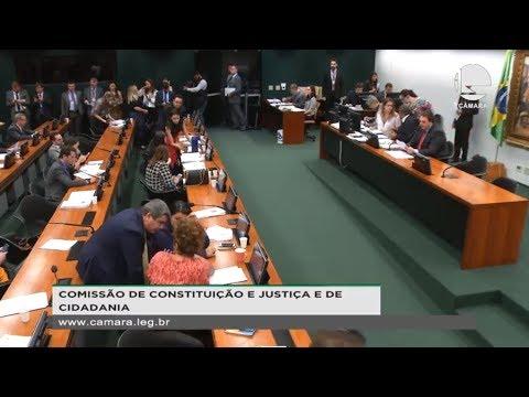 Constituição e Justiça e de Cidadania - Votação de propostas - 21/08/19