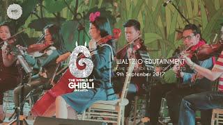 OST Spirited Away - Futatabi (Live at Ghibli Exhibition Jakarta) Waltzio Edutainment
