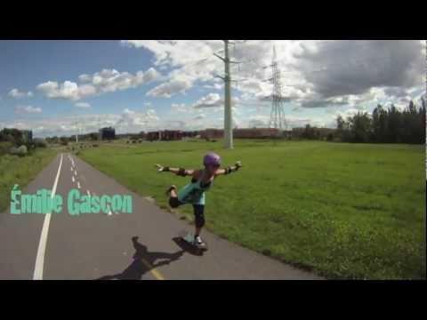 Fullbag Slalom 2010 Clip 2