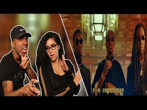Migos - Stir Fry (Official Music Video) | REACTION VIDEO 🔥🔥| MIGOS CAN FIGHT ??? 💪😱👊 culture 2
