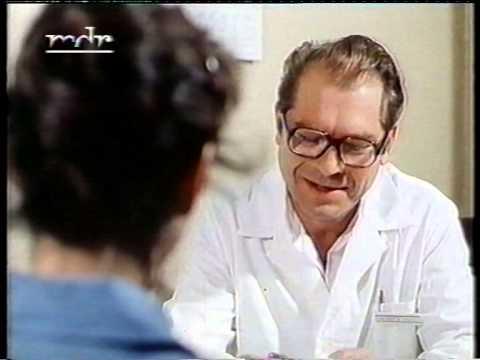 Chefarzt und Schülerin, aus DDR-Film 1979